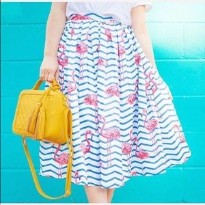 Pink Haley Bags - Beautiful Lux Bag Gorgeous Mustard Color